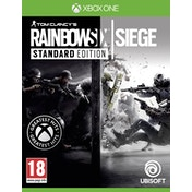 Tom Clancy's Rainbow Six Siege Xbox One Game (Greatest Hits)