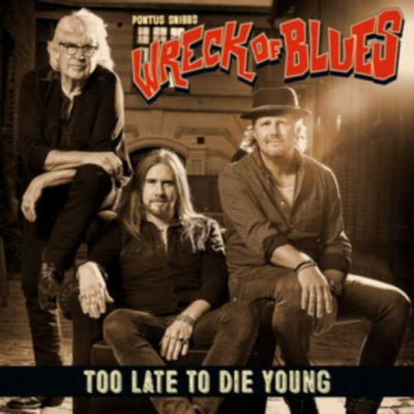 Pontus Snibb's Wreck Of Blues – Too Late To Die Young Vinyl