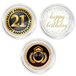 Clear Button Pin Badges - Set of 30 | Pukkr - Image 7
