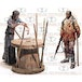 The Walking Dead TV Morgan With Impaled Walker and Spike Trap Deluxe Box - Image 3