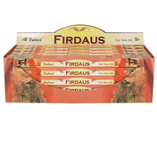 Pack of 25 Tulasi Firdaus Incense Sticks
