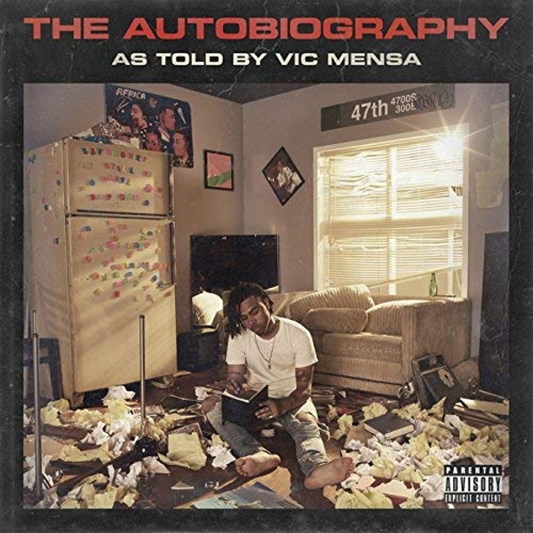 The Autobiography As Told By Vic Mensa CD