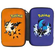 HORI Pokemon Ultra Sun and Moon Hard Pouch (2DS XL\ 3DS XL\ 3DS)
