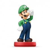 Luigi Amiibo (Super Mario Collection) for Nintendo Wii U & 3DS