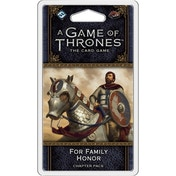 A Game of Thrones The Card Game (Second Edition) For Family Honor