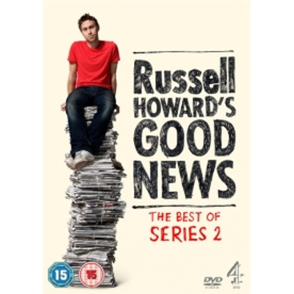 Russell Howards Good News - Best Of Series 2 DVD