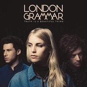 London Grammar - Truth Is A Beautiful Thing CD