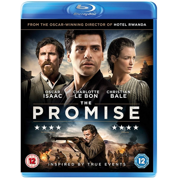 The Promise 2017 Blu-ray