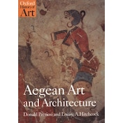 Aegean Art and Architecture by Donald Preziosi, Louise Hitchcock (Paperback, 1999)