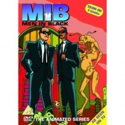Men In Black Animated Volume 1 DVD