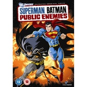 Superman Batman: Public Enemies DVD