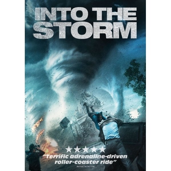 Into the Storm DVD