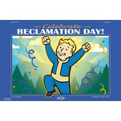 Fallout 76 - Reclamation Day Maxi Poster