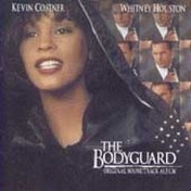 Whitney Houston The Bodyguard Original Soundtrack CD