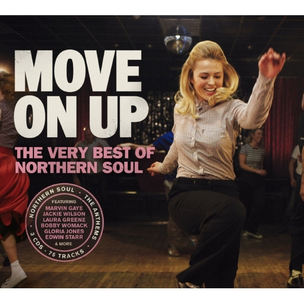 Various Artists - Move On Up CD