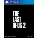 The Last of Us Part II PS4 Game