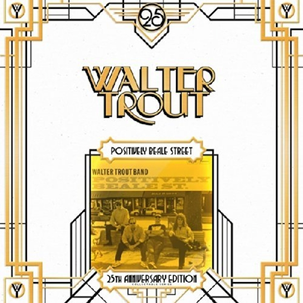 Walter Trout Band - Positively Beale St. Vinyl