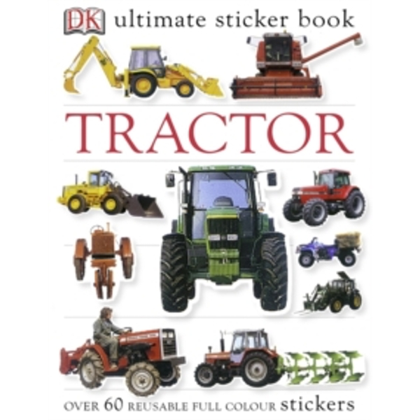 Tractor Ultimate Sticker Book