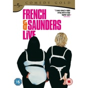 French And Saunders Live Comedy Gold 2010 DVD