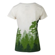 Nintendo - Hyrule Forrest Women's XX-Large T-Shirt - Multi-Colour