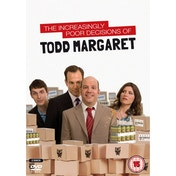 The Increasingly Poor Decisions of Todd Margaret DVD
