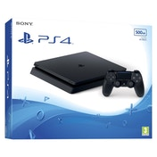 PlayStation 4 Slim F-Chassis (500GB) Black Console