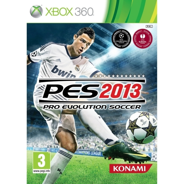 Pro Evolution Soccer 2013 PES 13 Game Xbox 360