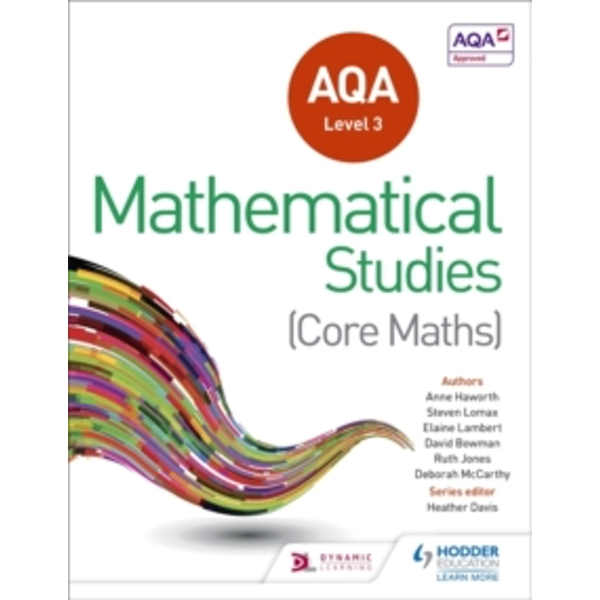AQA Level 3 Certificate in Mathematical Studies