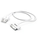 Hama Charging/Data Cable, 30-Pin, 1 m, white