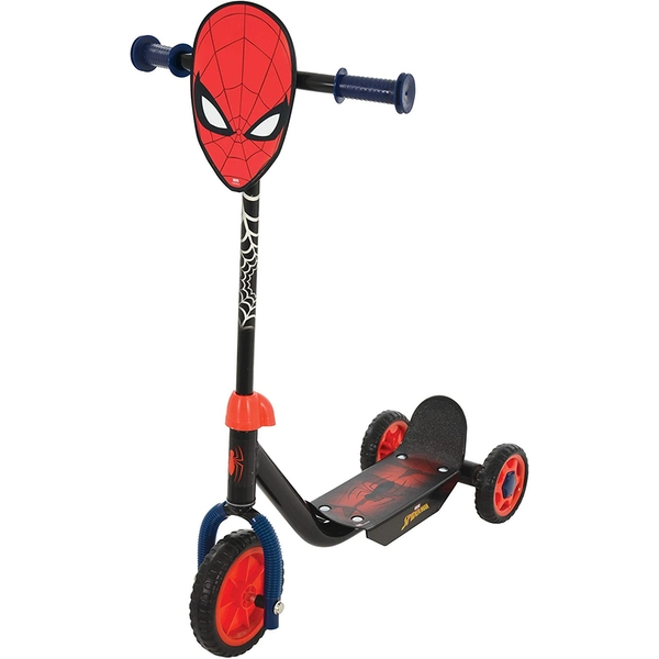 Spiderman Deluxe Tri Scooter