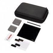8 in 1 Basic Accessory Kit for Nintendo New 3DS (Black)
