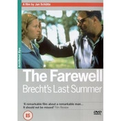 The Farewell - Brecht's Last Summer DVD