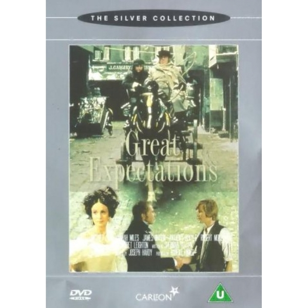 Great Expectations DVD (1974)