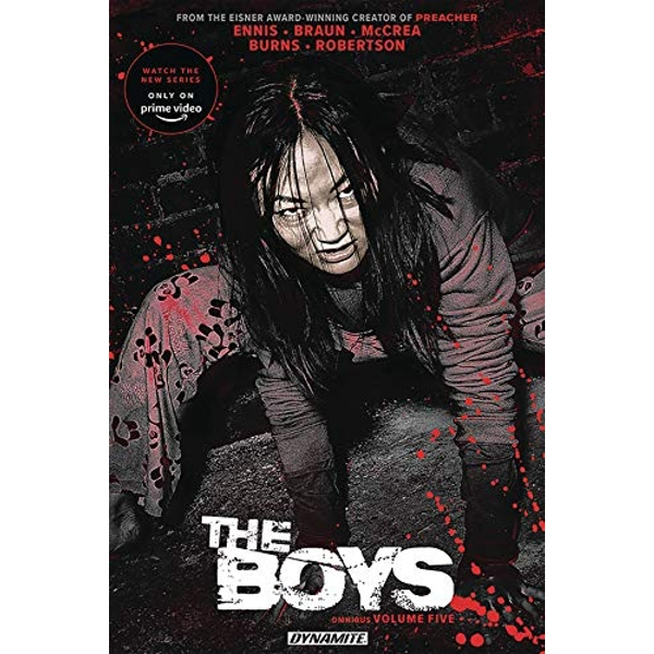 The Boys Omnibus Vol. 5 - Photo Cover Edition
