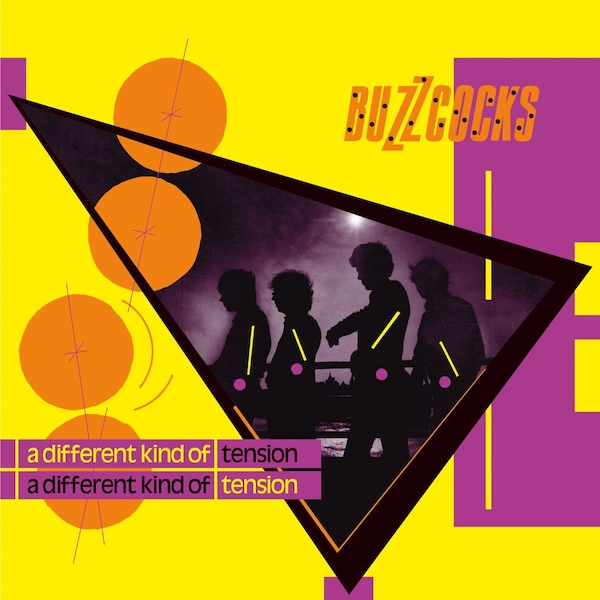 Buzzcocks - A Different Kind Of Tension Yellow Vinyl