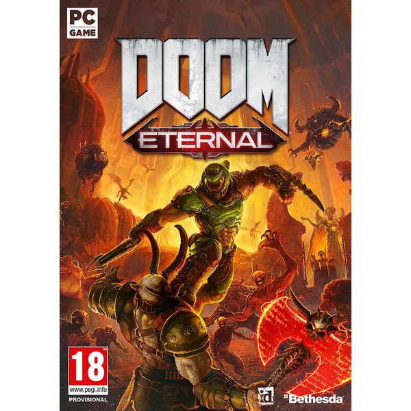 Doom Eternal PC Game (Inc Rip and Tear DLC Pack)