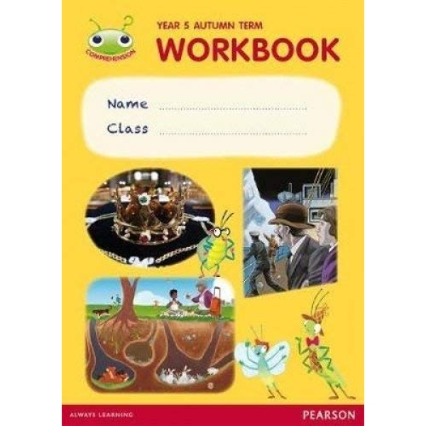 Bug Club Pro Guided Y5 Term 1 Pupil Workbook  Paperback / softback 2017