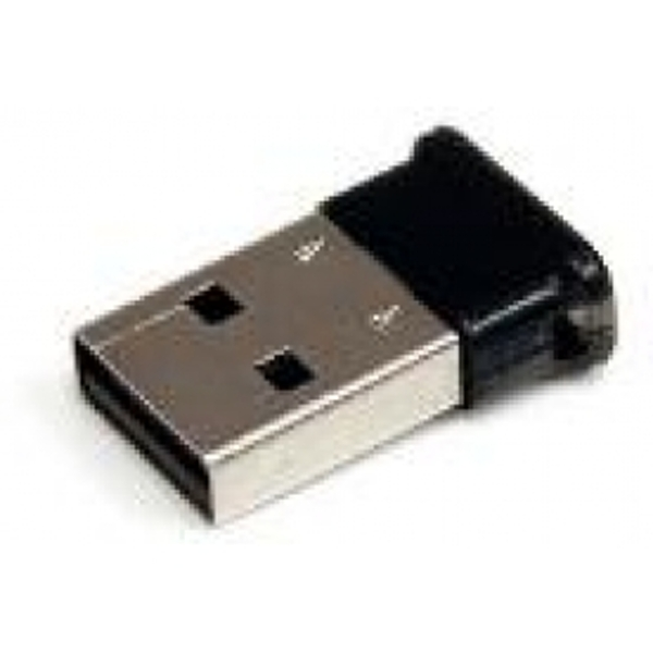 StarTech Mini USB Bluetooth 2.1 Adaptor - Class 1 EDR Wireless Network Adapter