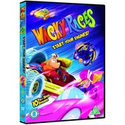 Wacky Races: Start Your Engines DVD