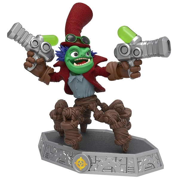 Dr Krankcase (Skylanders Imaginators) Sensei Figure [Used - Good]