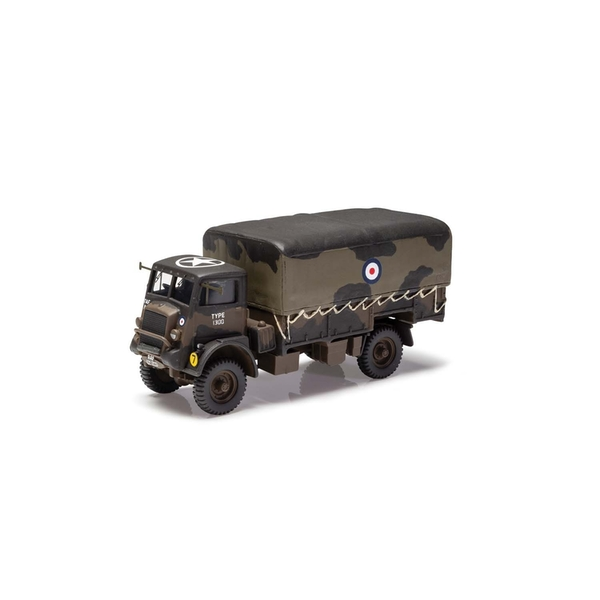 Bedford QLD RAF 2nd Tactical Airforce 84 Group Normandy June 1944 (D Day) 1:50 Corgi Military Legends Model
