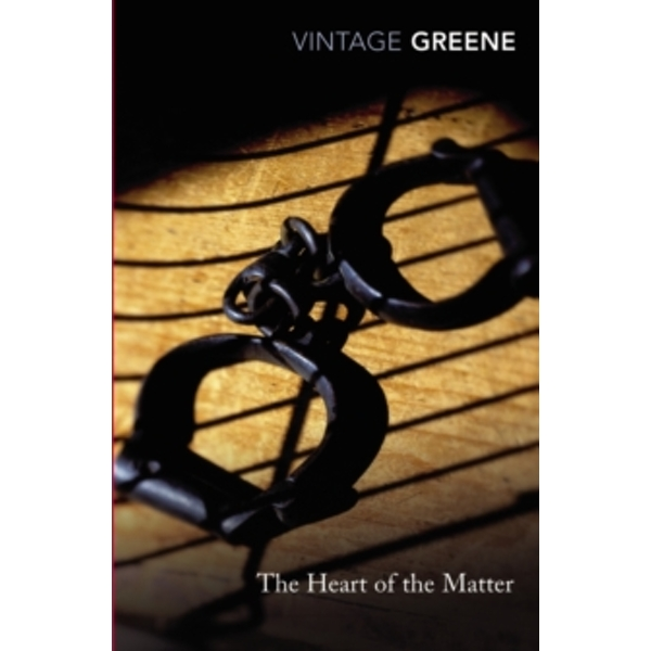 The Heart of the Matter by Graham Greene (Paperback, 2004)