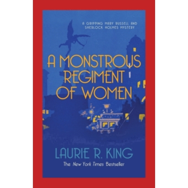 A Monstrous Regiment Of Women by Laurie R. King (Paperback, 2013)