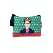 Frida Kahlo Green Vogue Cosmetic