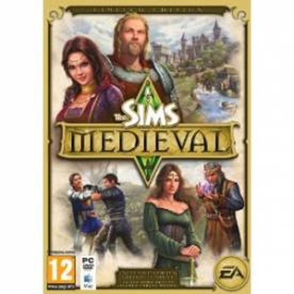 The Sims Medieval Limited Edition Game PC & MAC