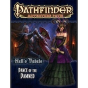 Pathfinder Adventure Path Hell's Rebels Part 3 Dance of the Damned