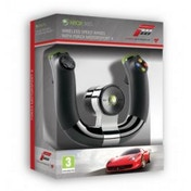 Official Wireless Speed Wheel + Forza Motorsport 4 Game Xbox 360