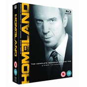 Homeland - Season 1-2 Blu-ray
