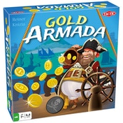 Gold Treasure Armada Board Game