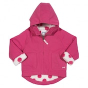 Kite Kids Baby-Girls 6-12 Months Mini Go Raincoat